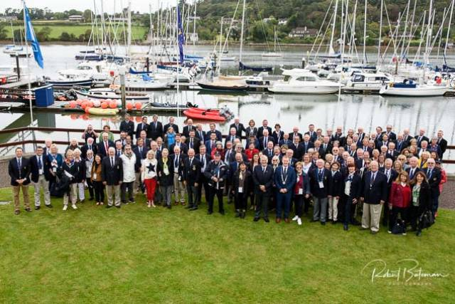 yacht club conference cork