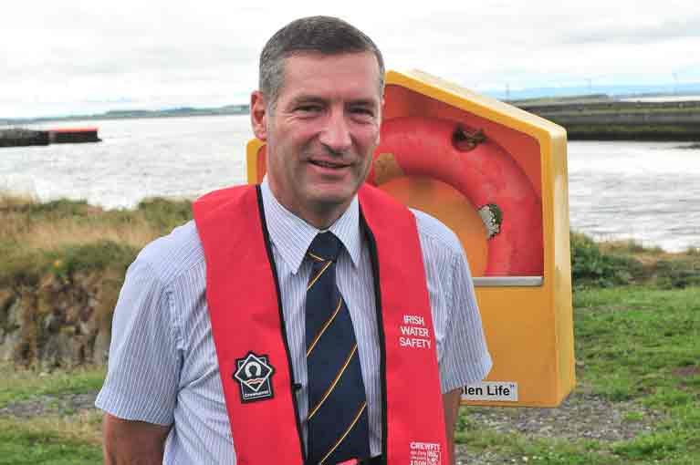 John Leech Water Safety
