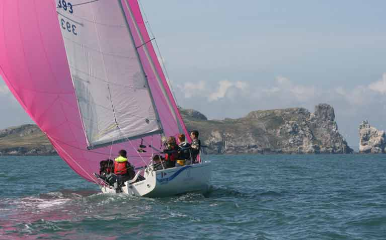 9 howth quest spinnaker9
