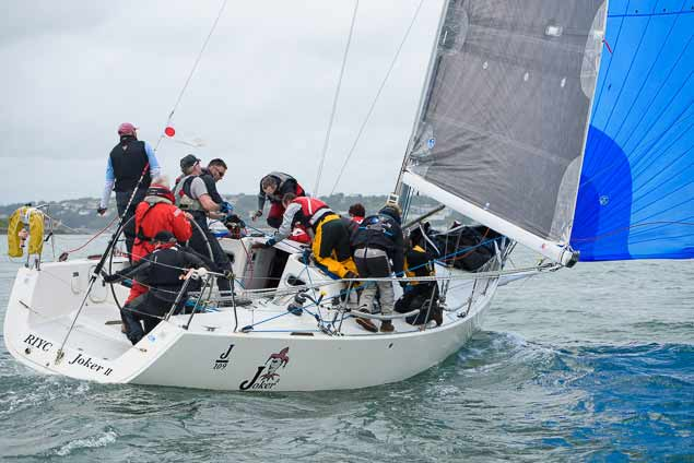 Beaufort Cup racing for Military and rescue teams as part of Cork Week 300 celebrations Photo: Bob Bateman