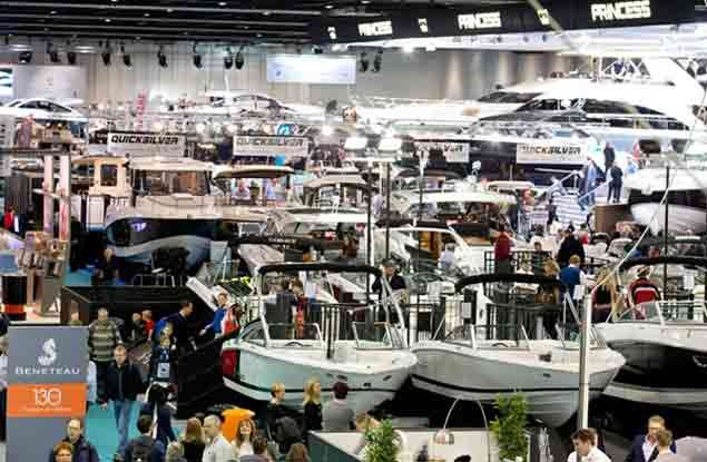 Boats Across Show