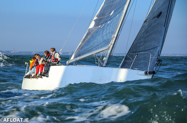 Great Mix of Yacht Designs for DBSC Turkey Shoot's Record Turnout on