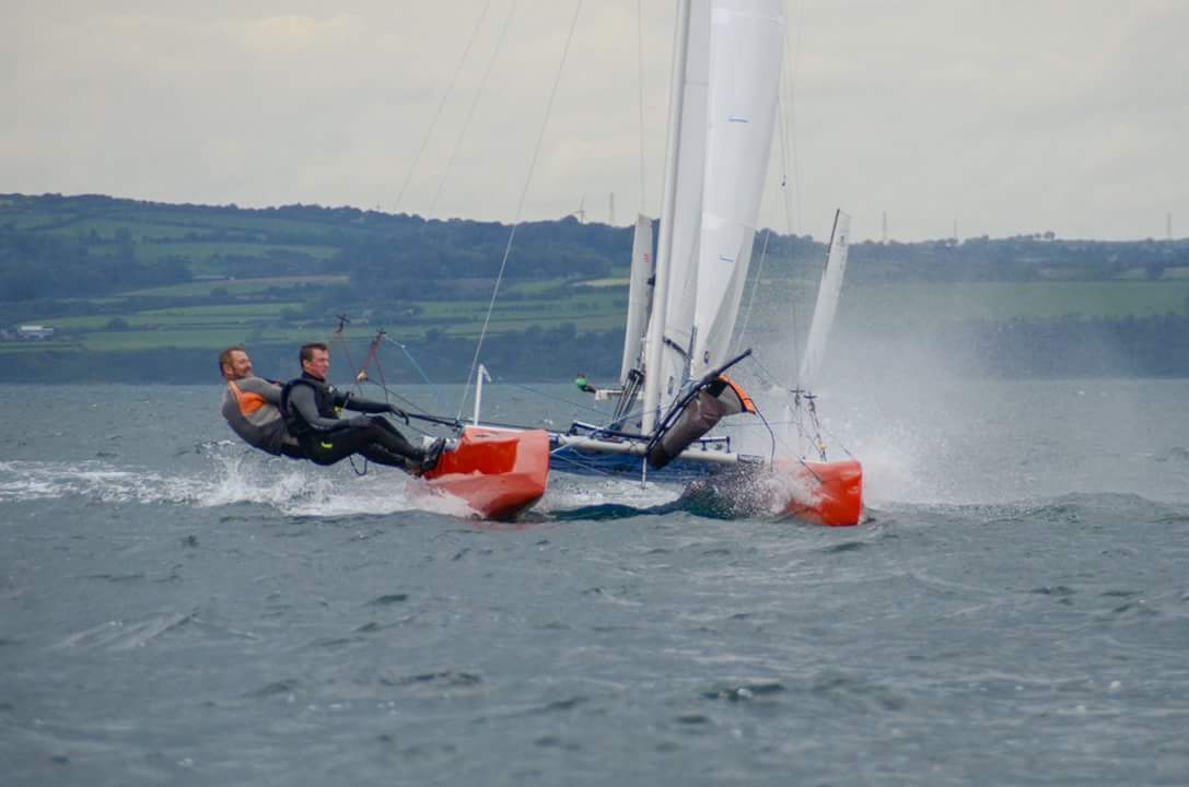 Multihull Belfast Lough