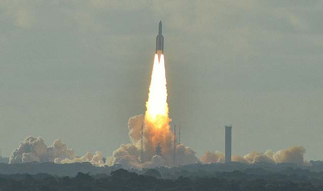 Guiana space center liftoff15