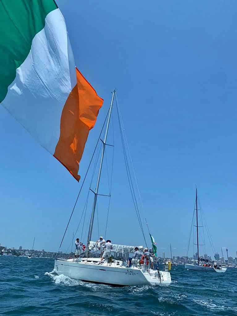 Howth Yacht ClubBreakthrough Flag