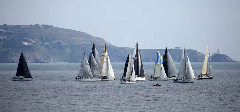 ISORA Coastal race