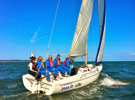Irish national sailing school6