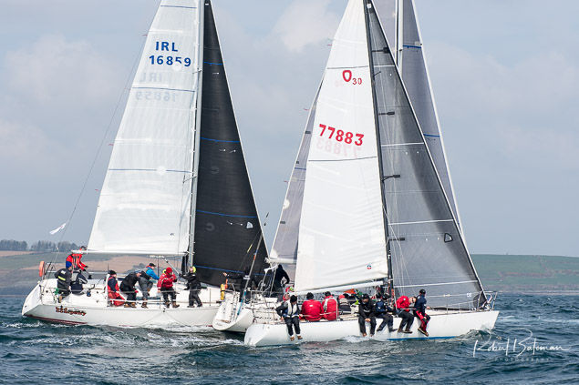 Kinsale Yacht club league36