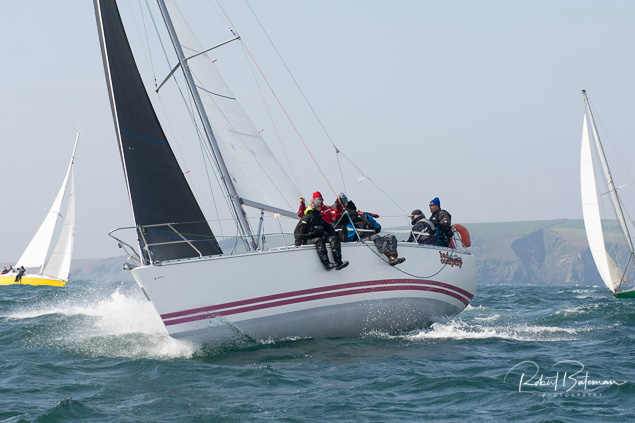 Kinsale Yacht club league1