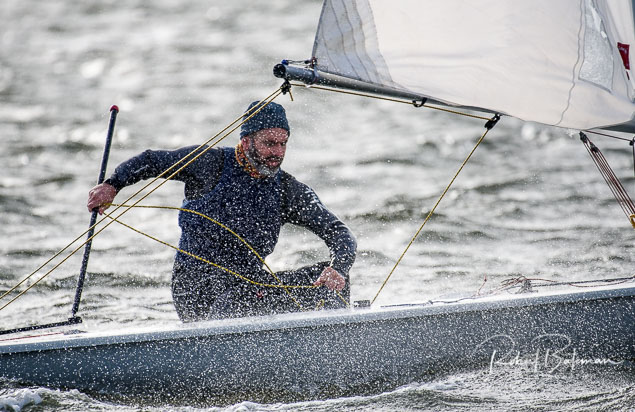 Monkstown Bay Laser dinghy1