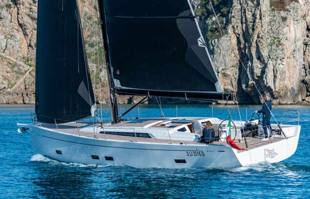New Grand Soleil 48 Performance