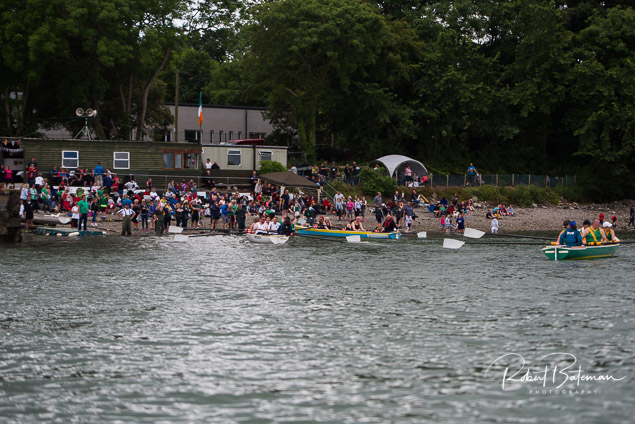Whitegate coastal rowing