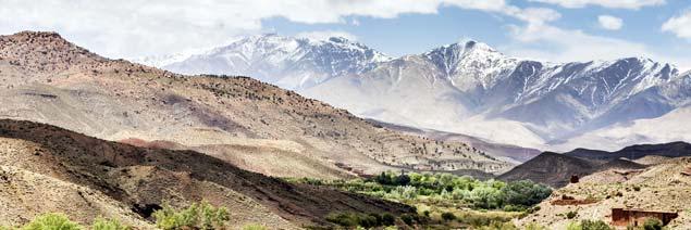 montagnes de l'atlas9