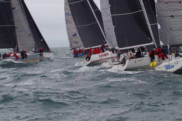 IRC Welsh start