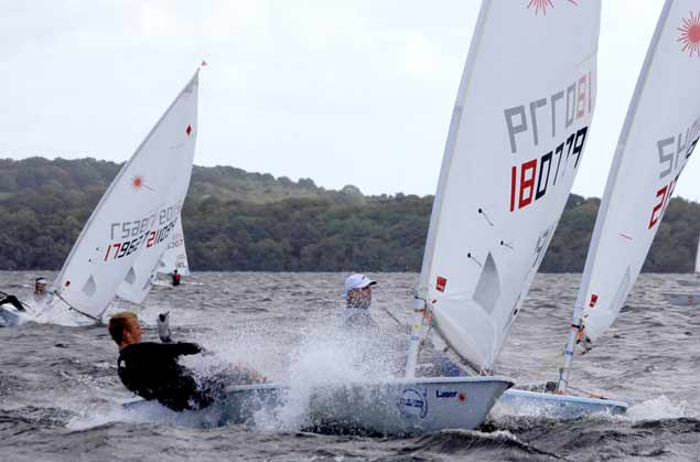 Laser nationals lough derg