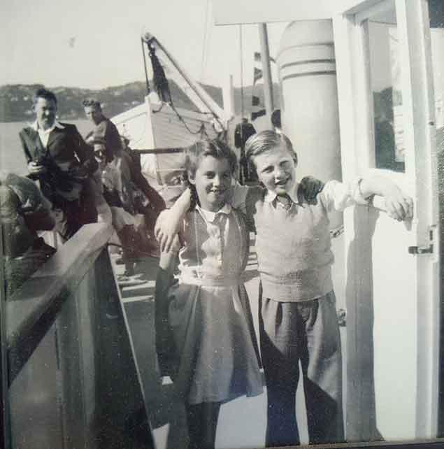 Louis smyth age 8