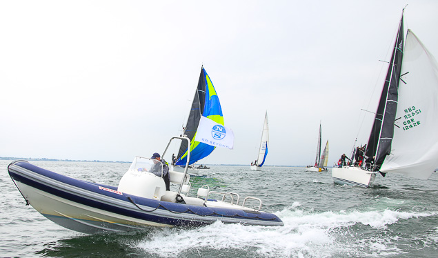 Morth sails RIB 3839