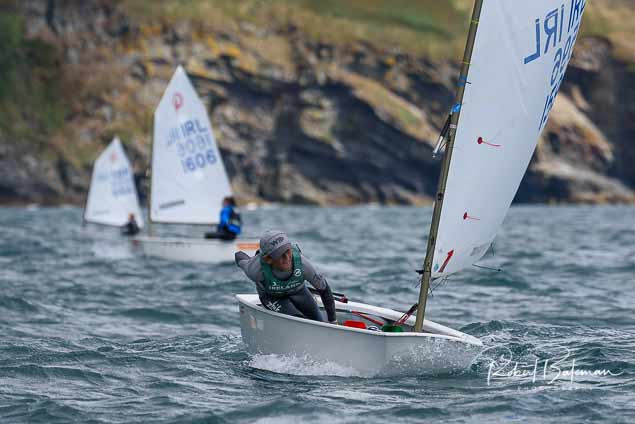 Optimists Kinsale Senior fleet3