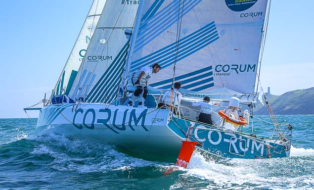 Round Ireland race start Mach 40 Corum 3912