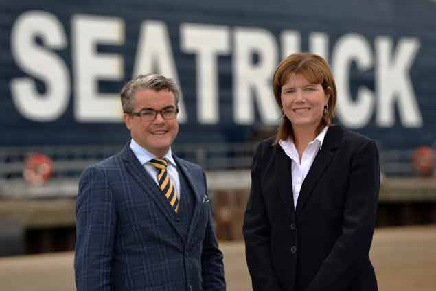 Seatruck eagles