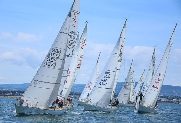 Irish Sigma 33 Cruiser Sailing Amp Regatta Results