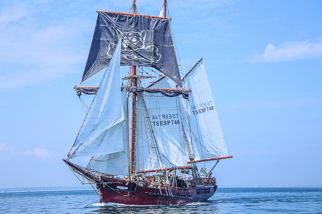 Tall Ship Atyla 3360