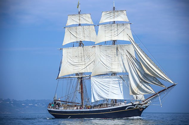 Tall Ship Morgenster 3256