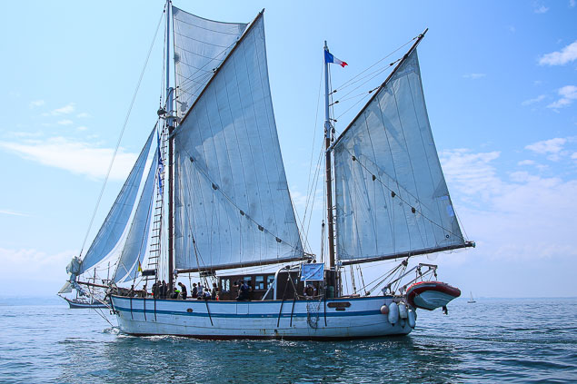 Tall Ship arawak 3332