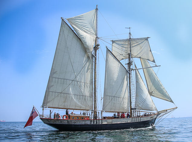 Tall Ship johanna lucretia 3316