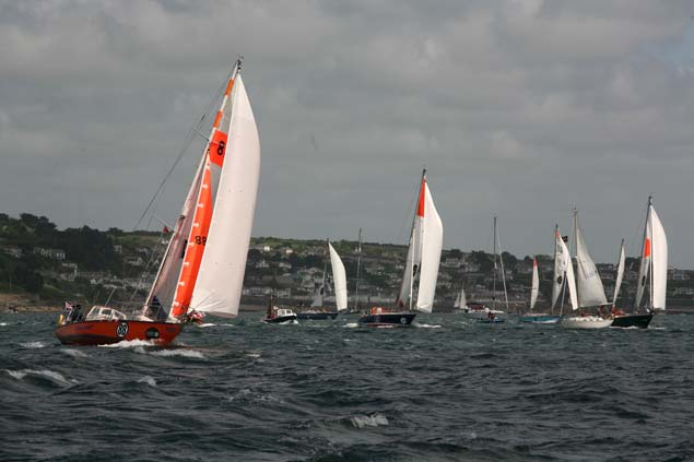 falmouth les sables start2