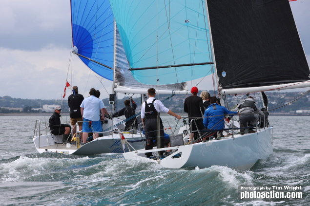 IRC Three Cork Week