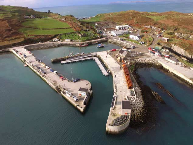 new pontoon at cape clear8