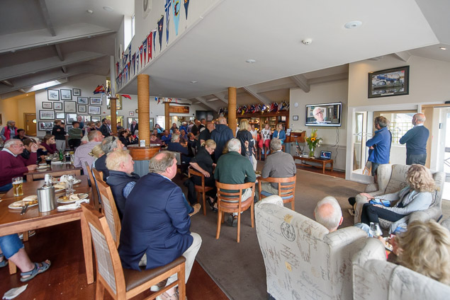 Kinsale Yacht Club Bar