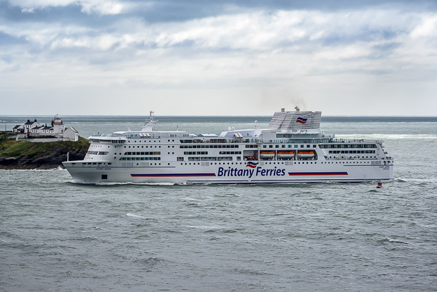 Pont Aven Brittany Ferries