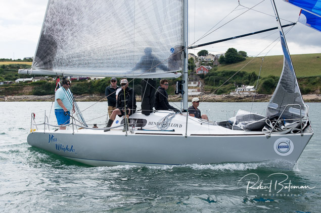 Miss Whiplash IRC 3 Cork Week