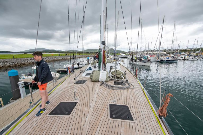 Dun Laoghaire to Dingle race 41 1