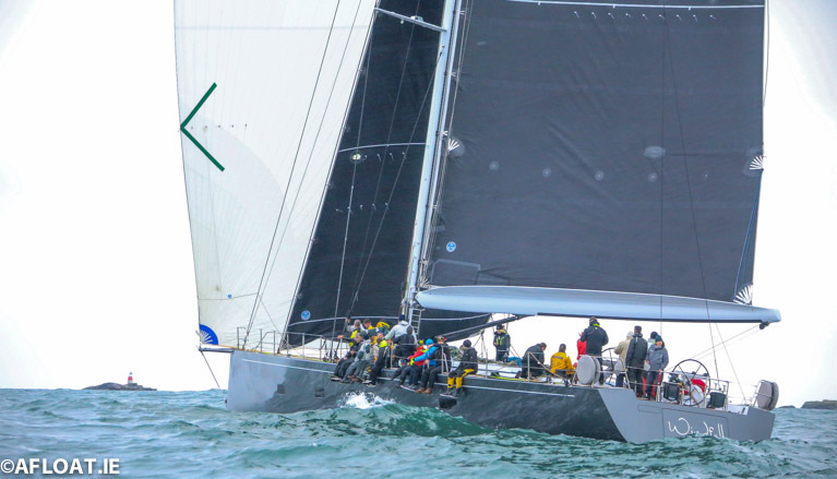 Windfall D2D Race start 1840