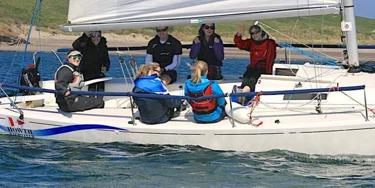 howth training6
