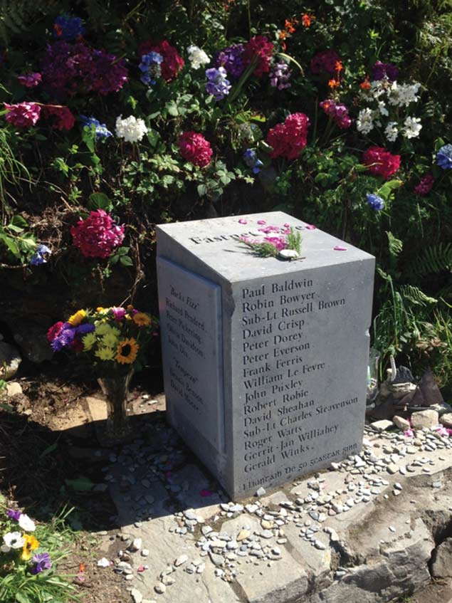 Fastnet cape clear memorial6
