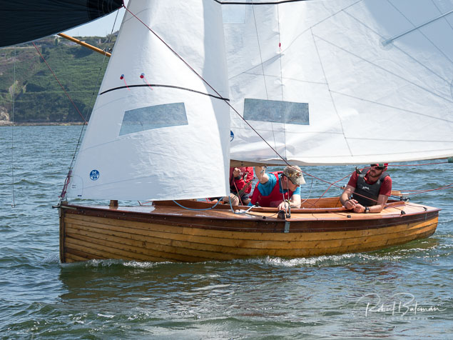 Mermaid dinghy Royal Cork1