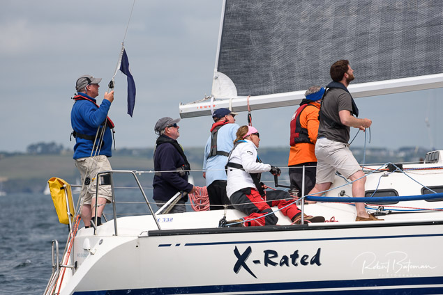 X rated Mayo Sailing Club