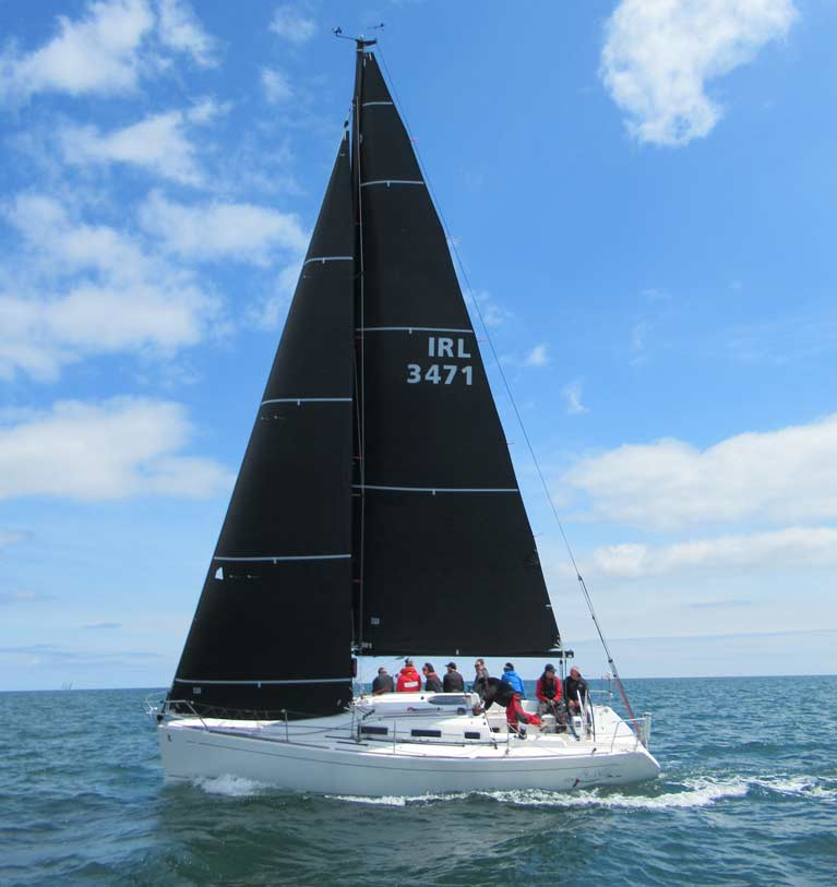 Displaying items by tag: UK Sailmakers Ireland