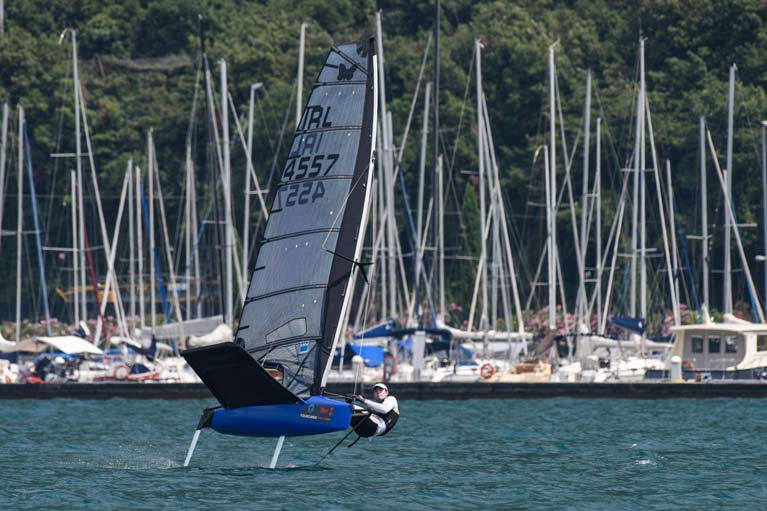 Kenefick Foiling Week