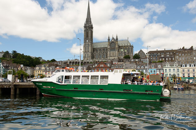 Ferry at Cobh