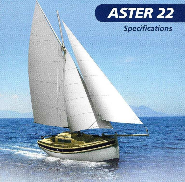 THE ASTER 22 DESIGNED BY ADRIAN O CONNELL