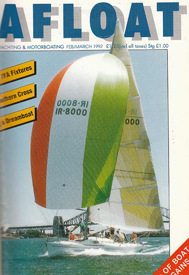 afloat 1991 cover3