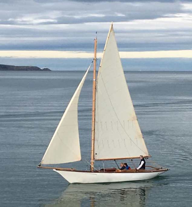 marguerite sailing12