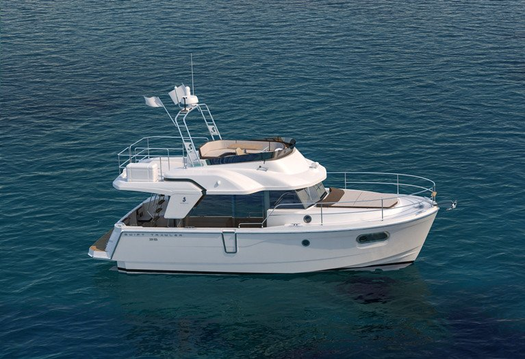 Beneteau_Swift_Trawler