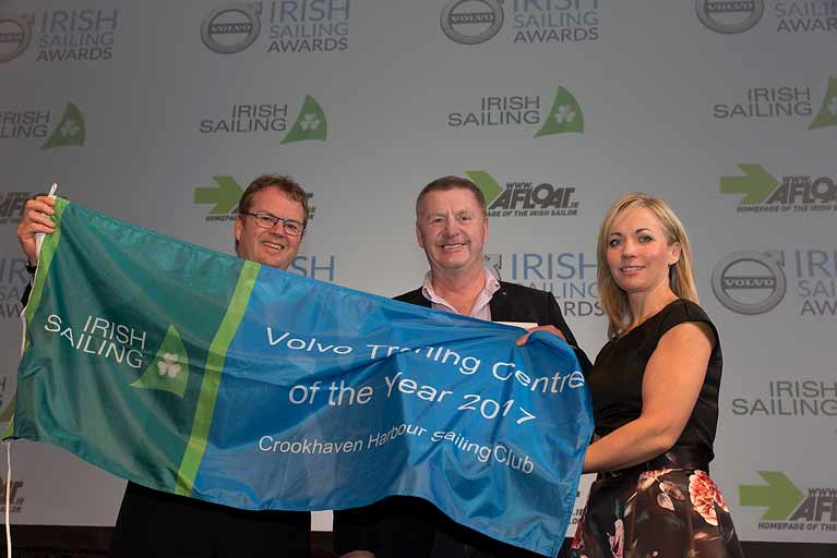 Irish Sailing Awards 2018 8332