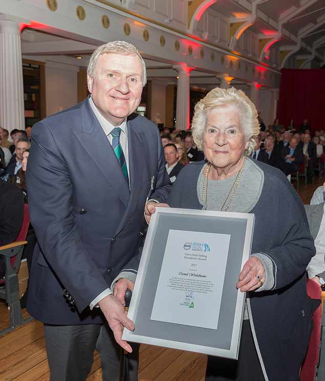 Irish Sailing Awards 2018 8346